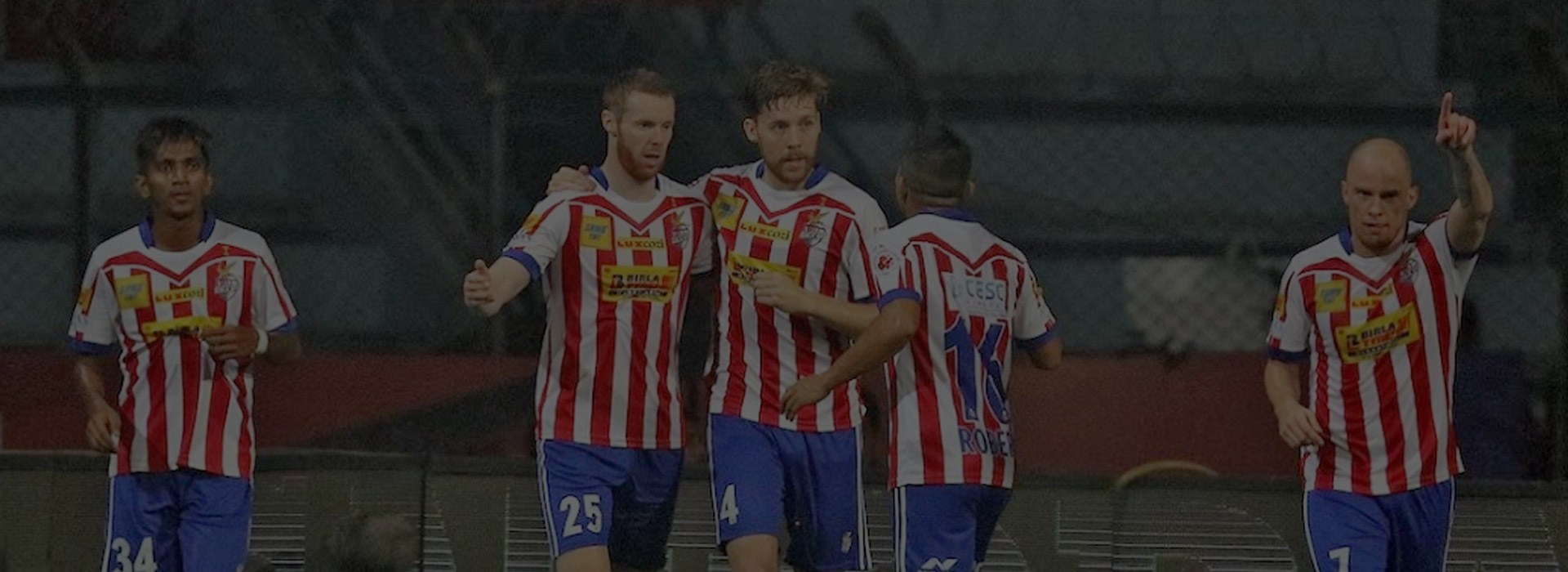 Formed 'ATK', Kolkata's premium football team, in association with Atletico De Madrid.