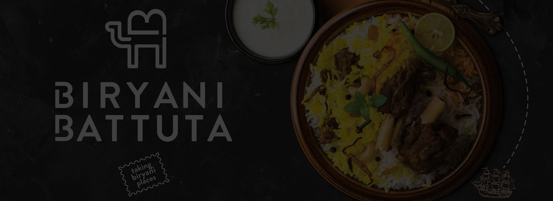 Launched Biryani Battuta with flavours from around the world.