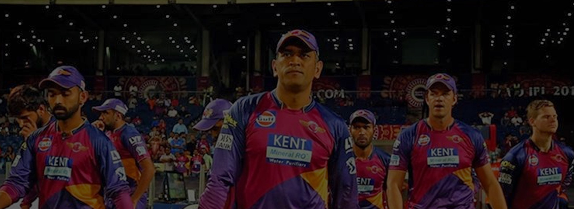 The Group moved into the popular Indian Premier League (IPL) with the Pune-based cricket team Rising Pune Supergiant.